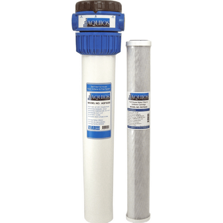 Aquios water softener